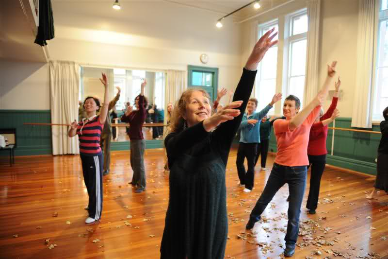 Dance Movement Therapy For Dementia Health Blog